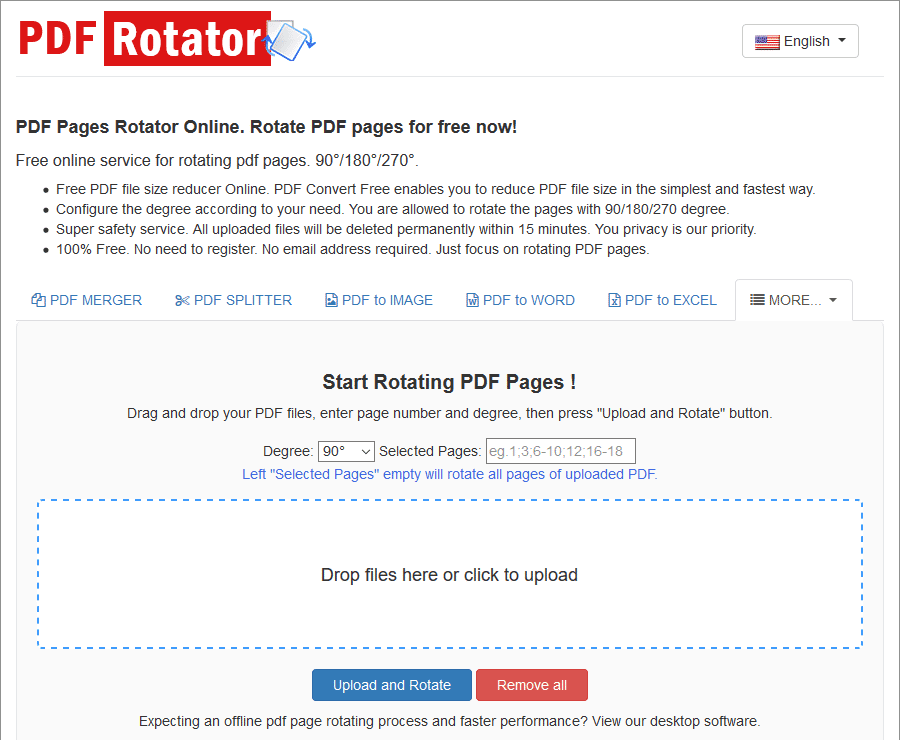 pdf convert free online の使い方 k本的に無料ソフト フリーソフト